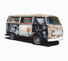 Hippie Van One Piece - Short Sleeve