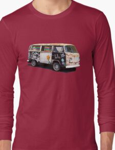 Hippie Van Long Sleeve T-Shirt