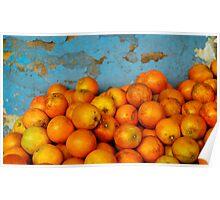 Naranjas Poster