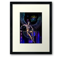angel force  updated Framed Print