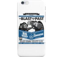 bioshock ultimate fight iPhone Case/Skin
