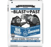 bioshock ultimate fight iPad Case/Skin