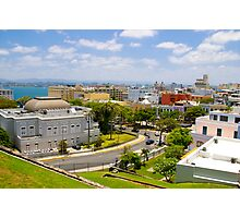 old san juan Photographic Print