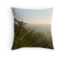 Mount Dandenong Throw Pillow