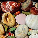 Pebbles by Terry Mooney