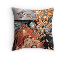 No More Mutants  Throw Pillow
