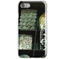 Buckles' glory iPhone Case/Skin