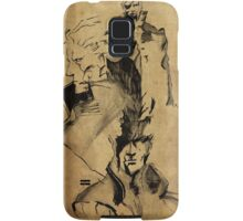 The Snakes Samsung Galaxy Case/Skin