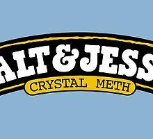 Walt & Jesse's by DrRoger