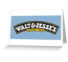 Walt & Jesse's Greeting Card