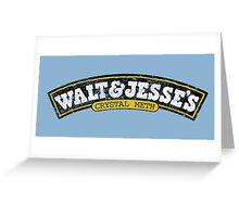 Walt & Jesse's (Vintage) Greeting Card