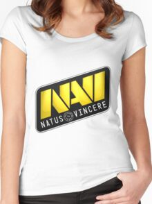 Na'Vi Women's Fitted Scoop T-Shirt