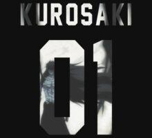Kurosaki jersey #01 by Aaronoftheyear