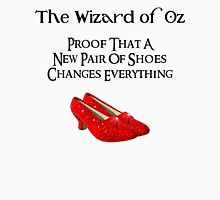 Wizard of Oz Dorothy's Shoes T-Shirt