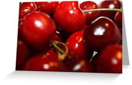 You're the cherry in my eye by Cathleen Tarawhiti