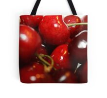 You're the cherry in my eye Tote Bag