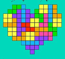 Tetris love by AJChappy