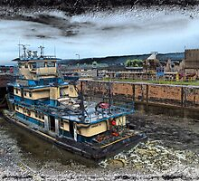 The Barge by LynyrdSky