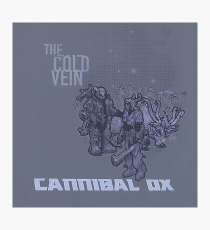 Cannibal Ox Photographic Print