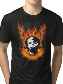 Bat Outta Hell Tri-blend T-Shirt