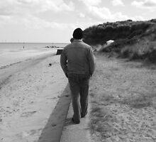 A Solitary Stroll by Laura Kelk
