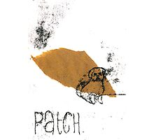 Patch Photographic Print