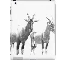 Three Topi Antelope iPad Case/Skin