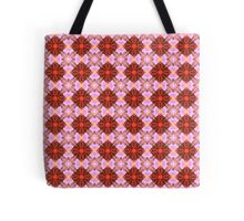 Ribbon bows pattern Tote Bag
