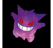 Gengar Photographic Print