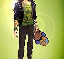 Link Punk by RynSx