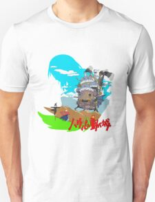 Howl´s Moving Castle T-Shirt