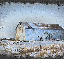 Metal Barn by LynyrdSky