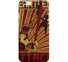 HEARTLESS ATTACK! iPhone Case/Skin