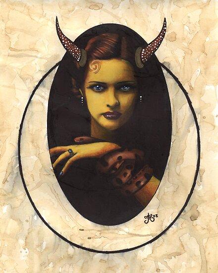Demonia by Audrey Angel