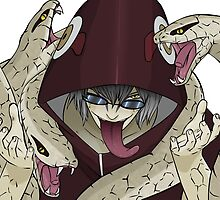 Kabuto snakes by solenoo