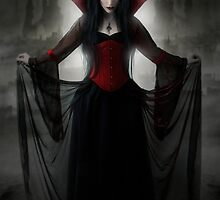 Lady Amaranth - Evil Queen 1 by jamiemahon