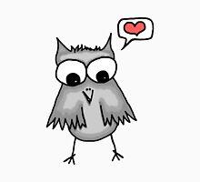 Owl Giving Love Unisex T-Shirt