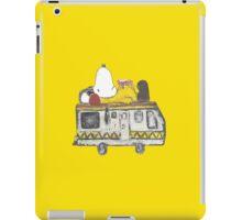 Snoopy Breaking Bad iPad Case/Skin