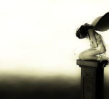 Fallen Angel by InfinityRain