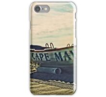 Lifeboat - Cape May iPhone Case/Skin