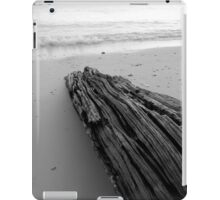 Driftwood in Black and White iPad Case/Skin