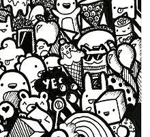 Doodles by amysterzzlyrics