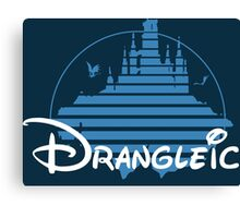 Welcome To Drangleic Canvas Print