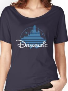 Welcome To Drangleic Women's Relaxed Fit T-Shirt