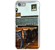 One Room Education iPhone Case/Skin