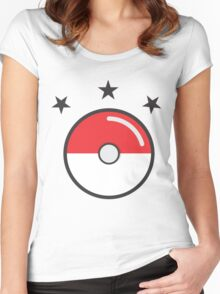 gotta catch em all Women's Fitted Scoop T-Shirt