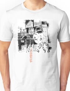 Lonely in OSAKA part two Unisex T-Shirt