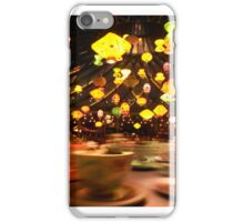 Mad Hatter's Tea Cups  iPhone Case/Skin