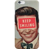 Solid Advice  iPhone Case/Skin