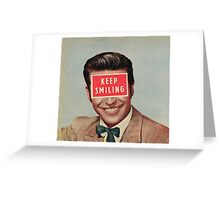 Solid Advice  Greeting Card